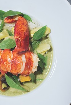 Go try all of the seafood at Rebelle. Right. Now.