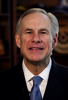 Texas Gov. Greg Abbott endorses Sen. Ted Cruz.