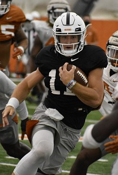 UT-Austin's final football game canceled after 9 players, 13 staff members test positive for coronavirus