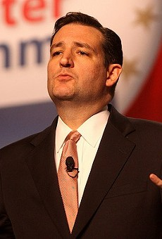 Ted Cruz is movin' on.