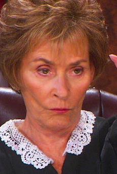 Judy Sheindlin, host ofJudge Judy, is among the TV reality show jurists to slam the door in an increasingly desperate Ken Paxton's face.
