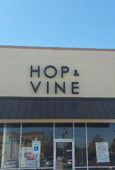 Hop + Vine Coming to Alamo Ranch