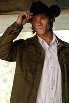 Move over Chuck Norris — Jared Padalecki is our new Texas Ranger.