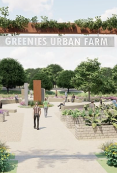 The Agrilife Extension Service is working with Debra Dockery Architects and Dunaway Associates L.P. to create the Greenies complex.