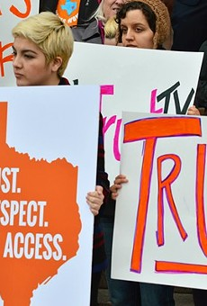 A new report shows how House Bill 2 has impacted women's access to abortion clinics.