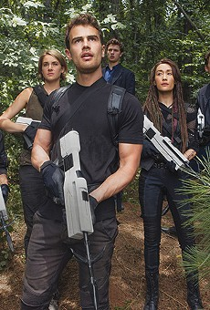 The Divergent Series Hits a Stumbling Block with Allegiant