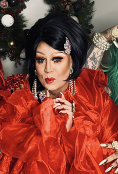 Amp up your holiday spirit with a holiday drag livestream by San Antonio's Haus of Vaporz (2)