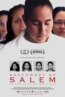 Southwest of Salem: The Story of the San Antonio Four will premiere at the Tribeca Film Festival April 15, 2016.