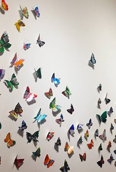 Butterfly Waystation Anita Valencia  On-Going Project Started in 201