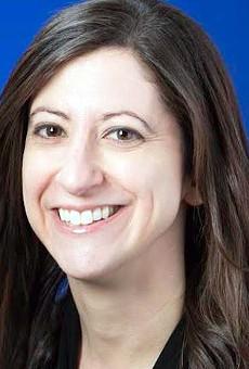 Galia Farber was hired as the San Antonio Film Commissioner last November.