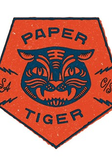 Catch Tonight's Game at Paper Tiger on the Big Screen