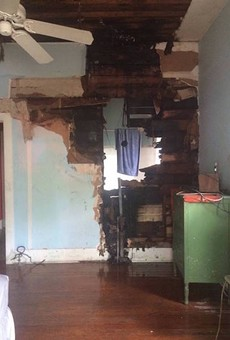 Casa Chuck Releases Photo of Fire Damage, Calls for Support