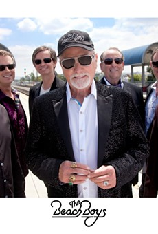 Mike Love and the rest of the Boys.