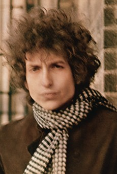 Dylan's 1966 masterpiece, Blonde on Blonde.