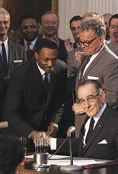 HBO's All The Way Weighs LBJ's Conflicted First Term