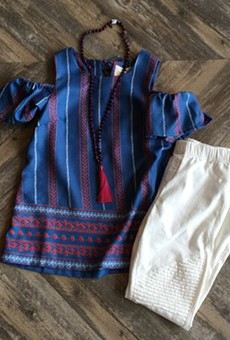 Culinaria Clothing: 4 Outfit Ideas For Festival Week from Camilla Crown