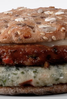 Dunkin' unveils plant-based Southwest Veggie Power Breakfast Sandwich
