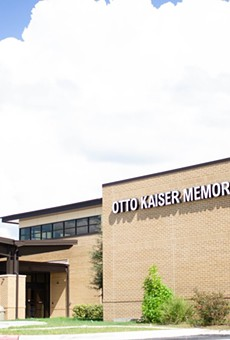 Otto Kaiser Memorial Hospital in Karnes County has been an approved vaccine provider for weeks but hasn't received any doses to distribute yet.