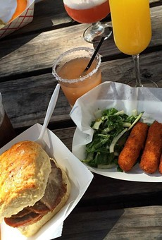 10 Low-Key Brunches to Cure Your Hangover