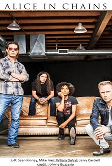 Alice In Chains Add San Antonio to the Second Leg of Their U.S. Tour