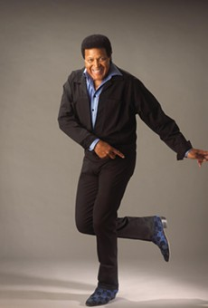 Ernest Evans, aka Chubby Checker, will turn the Alamo City into the Land of 1,000 Dances.