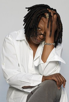 Whoopi Goldberg makes her stage debut in San Antonio June 24 at the Majestic Theater.