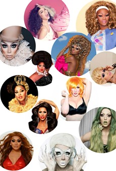 15 RuPaul's Drag Race Stars Performing in SA This Summer