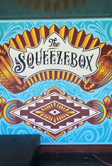 The Strip Gains An Old School Cantina With Squeezebox's Opening