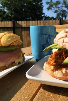 Breakfast Is Served: Concha sandwiches and what's next for BarbacoApparel