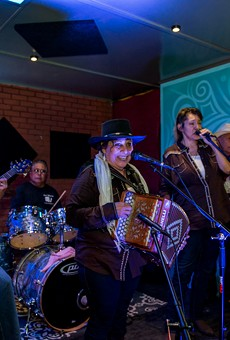 First Impressions: The Squeezebox Is Hot (No, Really)
