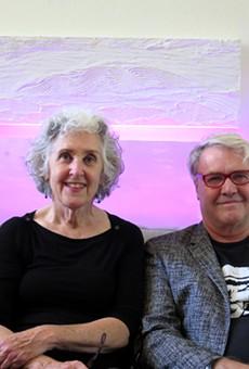 Artist on Artist: Gary Sweeney Interviews Joan Frederick