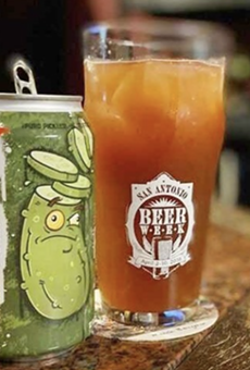 San Antonio's Freetail Brewing Co. releases Michelada-worthy Puro Pickles beer