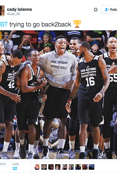 Summer Spurs Eye Back To Back Titles in Vegas