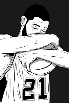 Tim Duncan: The Stonecutter Who Kept Hammering Away at His Rock