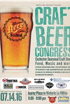 Craft Beer Congress Is in Session