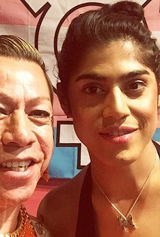 The Portrait of a Lady: A Conversation with Trans Latin@ Activist Bamby Salcedo