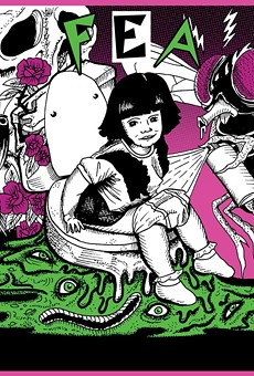 FEA Releases Self-titled Chicana Punk Rock Debut