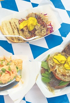 Food Court: Sherlock's Closes, Specials at Hopdoddy and More