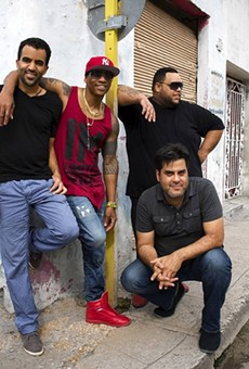 Havana's Pedro Martinez Group Brings Afro-Cuban Sounds to the Guadalupe
