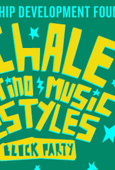 The Official Échale 2016 Poster
