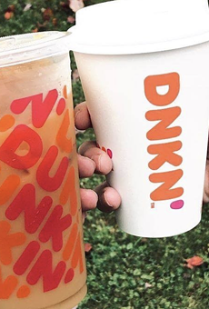 Attention, San Antonio coffee drinkers: Dunkin' offering free cup of Joe every Monday this month