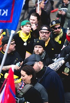 "December's ""Million MAGA March"" became a draw for Proud Boys in Washington, D.C."