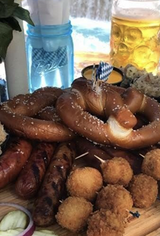 San Antonio River Walk staple Little Rhein Steak House receives an Oktoberfest-themed overhaul
