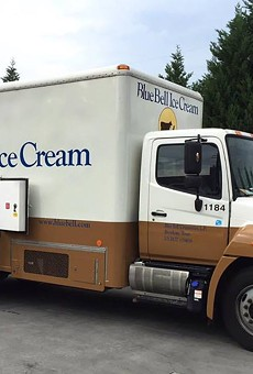 Blue Bell Finds Listeria in Products Made at Brenham Plant. Again