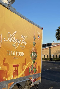 New food truck Aroy Ver offering Thai street food in Northwest San Antonio (2)