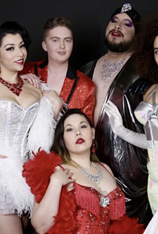 Rev up your Valentine's Day with the Pastie Pops' online burlesque extravaganza