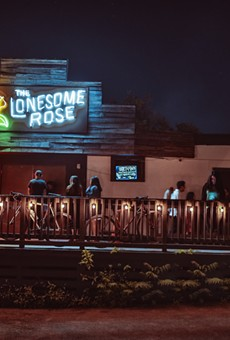 St. Mary's Strip honky tonk the Lonesome Rose has become ground zero for San Antonio's alt-county scene.