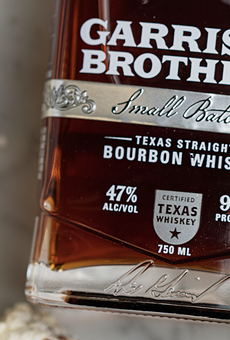 Texas-based Garrison Bros. bourbon tapped for limited edition Pecan & Praline ice cream
