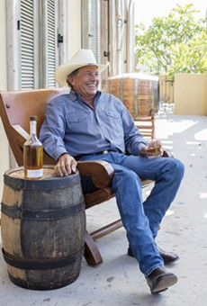 Sippin' Tequila with George Strait