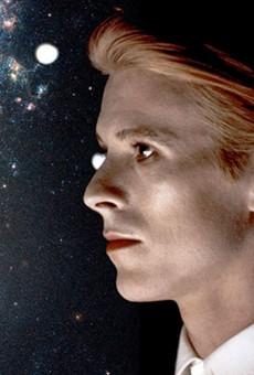 Bowie ponders the infinite